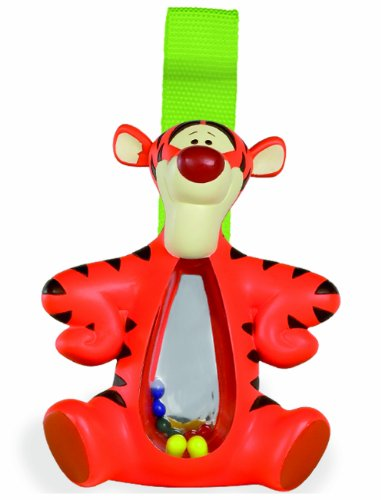 Tomy Winnie l'Ourson - l'Ourson Shakeable - Tigger
