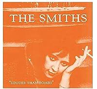 The Smiths(Louder Than Bombs)2020アルバムカバーポスターとプリントウォールアートプリントオンキャンバスリビングルームホーム-24X24インチX1フレームなし