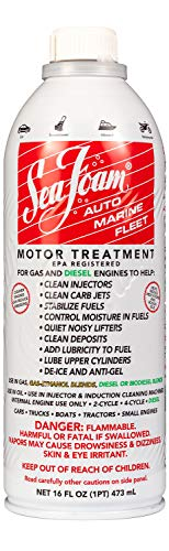 Best seafoam gas additive