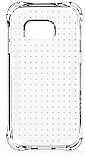 Ballistic, Galaxy S7 Case [Jewel Series] Six-sided - 6ft Drop Test Certified Case Protection [Clear] Reinforced Bumper Cell Phone Case for Samsung Galaxy S7 - Clear