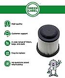IMG-2 green label filtro pieghettato lavabile