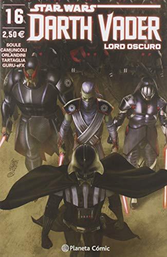 Star Wars Darth Vader Lord Oscuro nº 16/25 (Star Wars: Cómics Grapa Marvel)