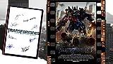 Transformers – Dark Of The Moon Filmposter und Autogramm