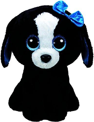 TY Tracey 36839 hond met glitterogen, zwart