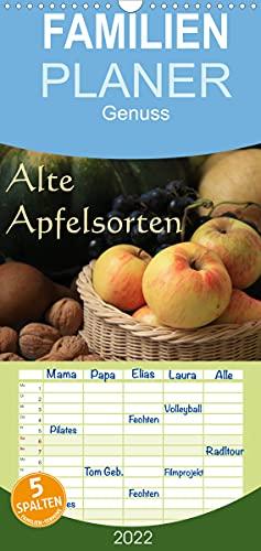 Alte Apfelsorten - Familienplaner hoch...