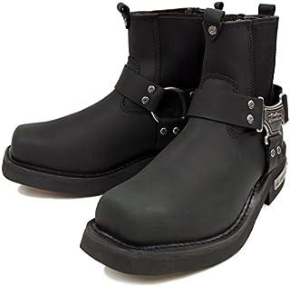 هارلي ديفيدسون حذاء رعاة البقر للرجال , المقاس 7 , 91335