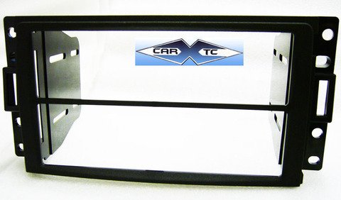 Stereo Install Dash Kit Hummer H3 2005 05 2006 06 (car Radio Wiring installat.