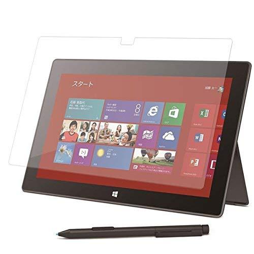 【2枚セット】ClearView(クリアビュー) Microsoft Surface Pro Windows 8 Pro 10.6インチ 2013年モデル用【 書き味向上 ソフトタイプ 】 液晶 保護 フィルム ケント紙 のようなペン滑り!