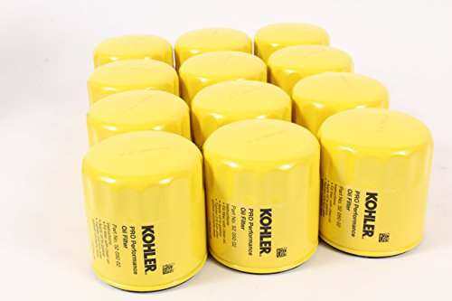 KOHLER 52 050 02-S Engine Oil Filter Extra Capacity For CH11 - CH15, CV11 - CV22, M18 - M20, MV16 -...