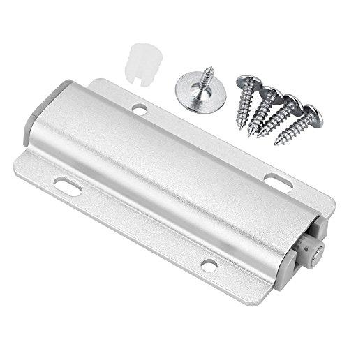 Fdit 5 x kabinet deur demper stempel ladekast Duw naar open systeem slot met magnetische tip
