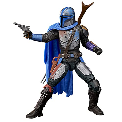 Star Wars The Black Series Credit Collection The Mandalorian Toy 15...