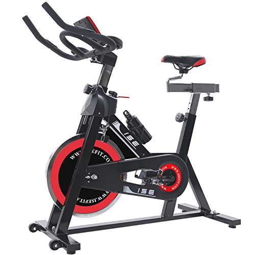 ISE Indoor Spinning Aerobics Exercise Bike for Cycling Biking 7001