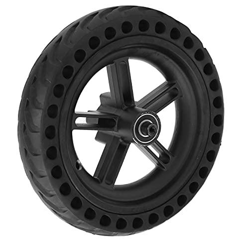 VGEBY Neumático de Scooter eléctrico, neumático de Scooter eléctrico Antideslizante de 8.5 Pulgadas con llanta de aleación Neumático no neumático Adecuado para Xiao Mi Mi JIA M365