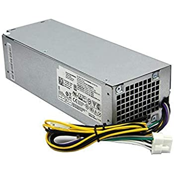 New 240W Power Supply for Dell Optiplex 3040 3046 3250 3650 3656 5040 7040 (SFF) B240NM-00 D240EPN-00 AC240EM-00 L240EPM-00 L240AM-00 H240EM-00 P/N: THRJK 4GTN5 4R1KT D7GX8 HGRMH
