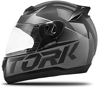 Pro Tork Capacete Evolution G7 58 Preto/Cinza