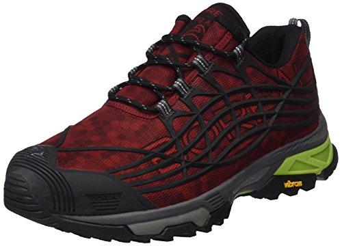 Boreal Futura Zapatos Deportivos, Hombre, Rojo, 6