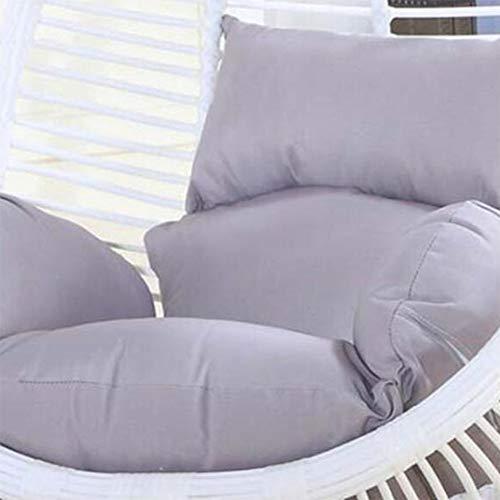 SXFYQ zitkussen, rond, Dell'oscillatie, wasbaar, eieren, hangend, kussen, kussen, verdikking, zitkussen, comfortabele stoel