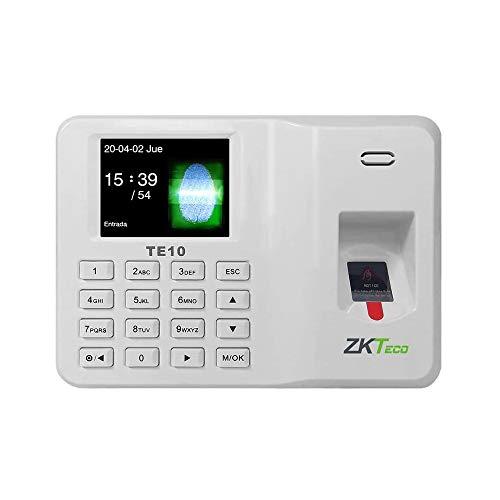 lector huella digital fabricante ZKT eco