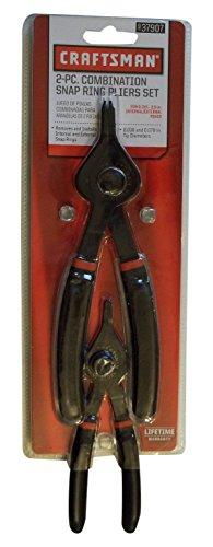 Craftsman Convertible Retaining Ring Pliers Set (2 Piece), 9-37907