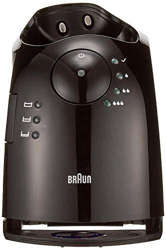 Base de rasoir Braun à bouton unique série 7 pour nettoyer et charger la base (n'inclut pas le cordon d'alimentation)