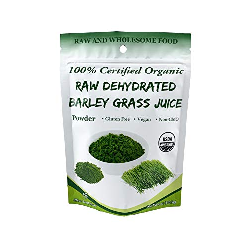 Chérie Sweet Heart Barley Grass Juice Powder (Organic), 4 ounce