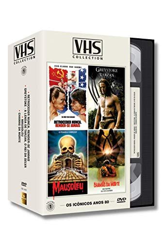 Box Vhs Collection Icônicos Anos 80 - Volume 1