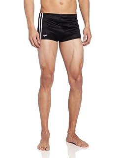 Speedo Men's Nylon Stripe Square Leg Bathing Suit (B00070PGJS) | Amazon price tracker / tracking, Amazon price history charts, Amazon price watches, Amazon price drop alerts