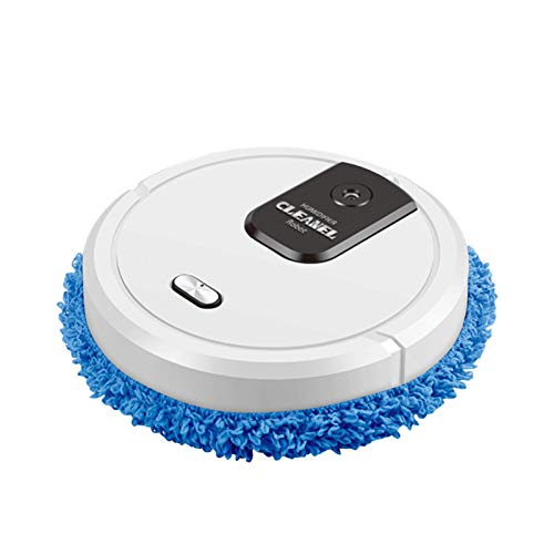 Gravere Robot Dual-Use Automatic Mopping Machine with Mop,Qu