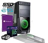 PC Linea PROFESSIONAL di RGDIGITAL - Questo computer è munito di tecnologia moderna ultima GEN.Tra le componenti troviamo un potente processore INTEL SIX CORE i5-8400 4,0 GHZ IN TURBO 8th generazione - una memoria di 16GB DDR4-2400mhz - un HD SOLIDO ...