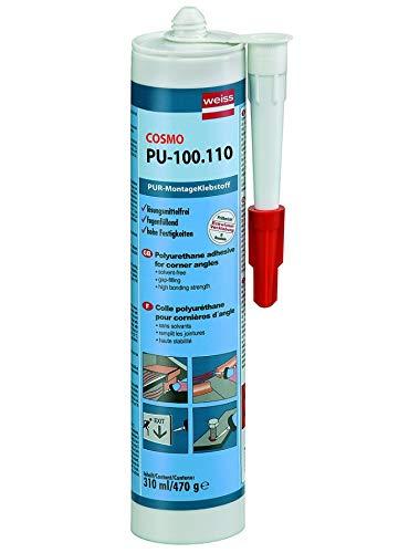 PUR-MontageKlebstoff COSMOPUR K1-310ml Kartusche (60)