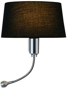 LED Moderna Lámpara de Pared Lámpara Brazo oscilante chino lámpara de pared lámpara de pared de comercio exterior lámpara de sala de estar creativa dormitorio sala de estar lámpara 28 * 45 cm