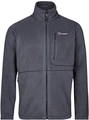 Berghaus Damen Activity Polartec Fleece Jacke, Carbon, M