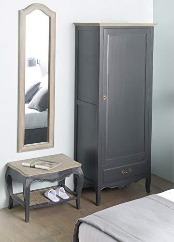 Adept Home 135630 BONNETIERE Murano Celeste H, Multicolore, Unique