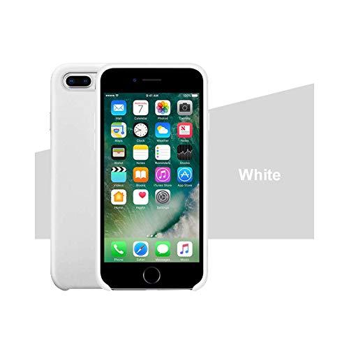 Carcasa de silicona líquida para Apple iPhone 11 Pro Max Xs se 2020 X 7 8 Plus 6 6S
