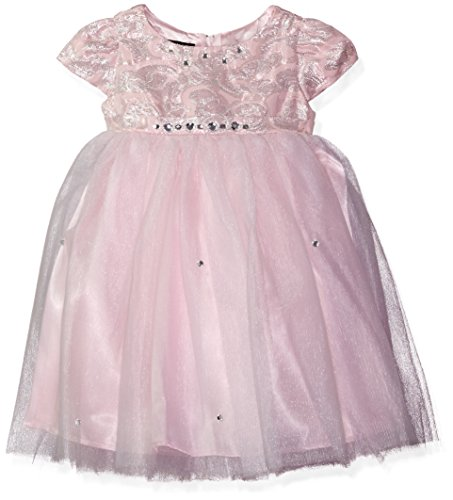 Biscotti Toddler Girls Charmed Life Ballerina Dress, Pink, 4T