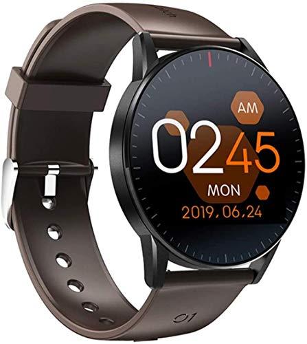 Smart Watch Android Watch Reloj Smartwatch Reloj Reloj Pulsómetro Salud Seguimiento Cronómetro iPhone Music Control B
