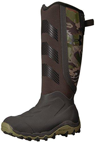Under Armour Men's Hawgzilla Shoe Hiking, Ridge Reaper Camo Fo (901)/Cannon, 11