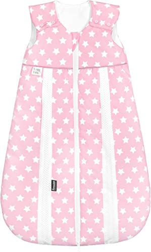 Odenwälder Prima Klima Thinsulate Schlafsack 110 cm candy pink