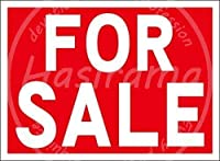 「FOR SALE」 ティンメタルサインクリエイティブ産業クラブレトロヴィンテージ金属壁装飾理髪店コーヒーショップ産業スタイル装飾誕生日ギフト