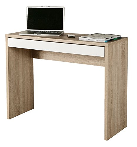 scrivania gaming 40 cm profondita AVANTI TRENDSTORE - Casinó - Scrivania con 1 cassetto