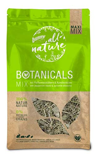 Bunny Nature Maxi Mix Botanicals - Pfefferminze & Kamille - 450 g