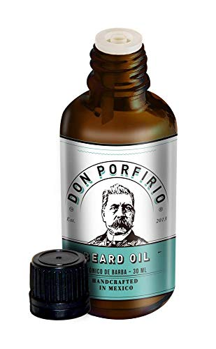 Don Porfirio – Tónico de Barba 20ml