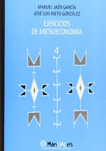 Ejercicios de microeconomía (Manuales)