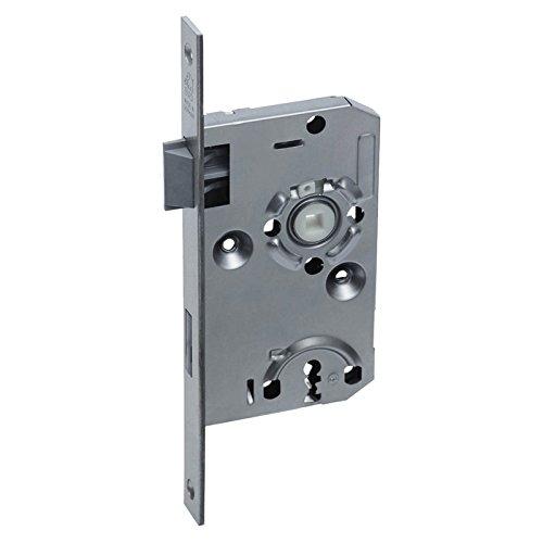 Einsteckschloss Zimmertürschloss ES 921 für Buntbart DIN-Links (55mm x 72m x 2