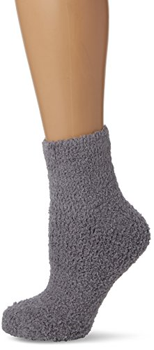 Damart Chaussette Cocoon Thermolactyl, Gris (Perle 34305-11030-), 36 (Taille Fabricant:36/38) Femme