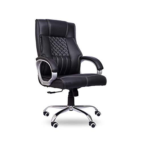 beAAtho JS-29 High Back Executive Office Revolving Chair/Director Chair/Boss Chair.