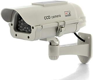 BW Cámara de vigilancia con energía solar diseño profesional IR luz LED de seguridad
