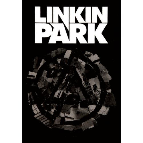 Old Glory LPGI Linkin Park Atomic Age Fabric Poster, 30 by 40-Inch