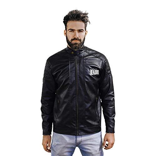 Beardo Vegan LeatherJacket for Men | Made in India