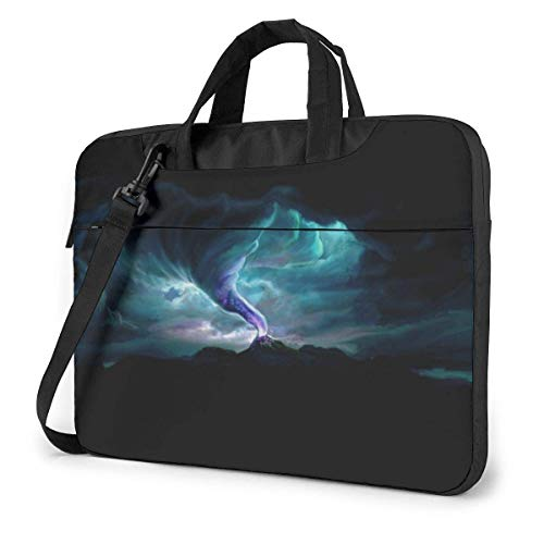 Tornado Horrible Laptop-Umhängetasche für Ultrabook, MacBook, Asus, Samsung, Sony, Notebook
